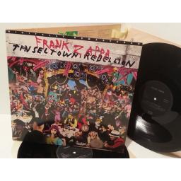 FRANK ZAPPA tinseltown rebellion, gatefold, double album, 26 0808 3
