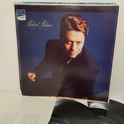 "ROBERT PALMER, don't explain, EMDX 1018, 2x12"" LP"