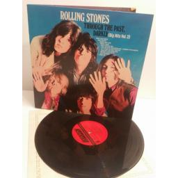 ROLLING STONES through the past darkly, big hits Vol.2 NPS-3 USA