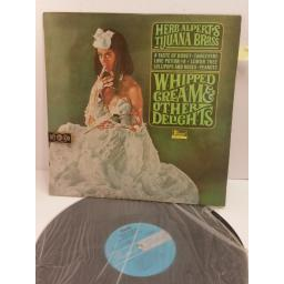 HERB ALPERT'S TIJUANA BRASS whipped cream & other delights SFL-931,680