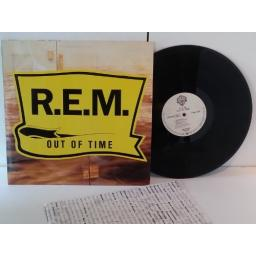 R.E.M out of time