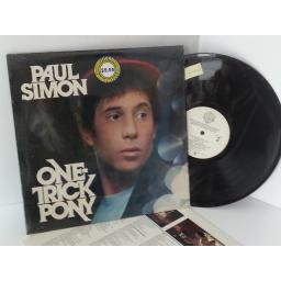 PAUL SIMON one trick pony, HS 3472