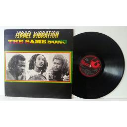 ISRAEL VIBRATION the same song