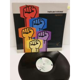 FRANKIE GOES TO HOLLYWOOD rage hard, 12 inch single, 12ZTAS 22