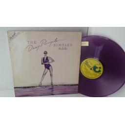 SOLD: DEEP PURPLE the deep purple singles a's & b's, SHSM 2026, purple vinyl