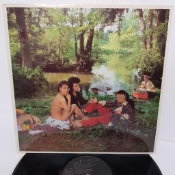 "BOW WOW WOW, see jungle! see jungle! go join your gang yeah, city all over! go ape crazy!, RCALP 3000, 12"" LP"