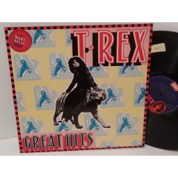 T. REX great hits, BLN 5003, no poster