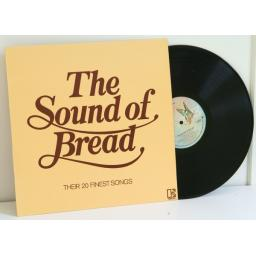 BREAD, the sound of bread, their 20 finest songs.