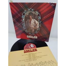 "ROD STEWART, smiler, 9104 001, 12"" LP"