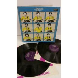 ROD STEWART, DAVID BOWIE, JOE COCKER hard-up heroes 1963-1968, gatefold, 2 x vinyl, DPA 3009/10