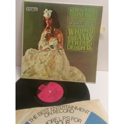 HERB ALPERT Herb Alpert's Tijuana Brass whipped cream & other delights NSPL28058