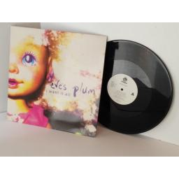 EVE'S PLUM I want it all, 12 inch single
