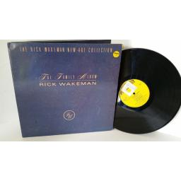 RICK WAKEMAN the family album, gatefold, RW 4