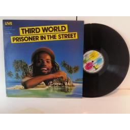 THIRD WORLD prisoner in the street