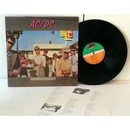 SOLD ACDC, Dirty Deeds Done Dirt Cheap