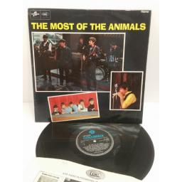 THE MOST OF THE ANIMALS SX 6035