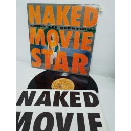 "CINDY LEE BERRYHILL, naked movie star, R1 70845, 12"" LP"