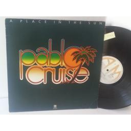 PABLO CRUISE a place in the sun, AMLH 64625