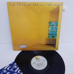 "JOE THOMAS, get in the wind, LRC 9321, 12"" LP"