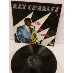 RAY CHARLES tell the truth, CRB 1071