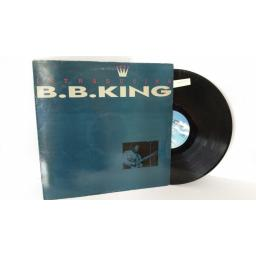 B.B. KING introducing b.b. king, MCB 8001