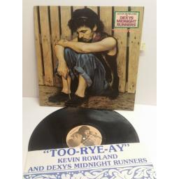 KEVIN ROLAND & DEXY'S MIDNINGHT RUNNERS too rye ay MERS5