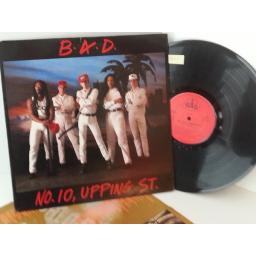 BIG AUDIO DYNAMITE B.A.D no 10, upping st, 450137 1