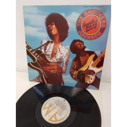 "THE BROTHERS JOHNSON, Look out for #1, AMLH 64567, 12"" LP"