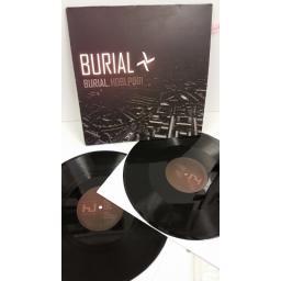 BURIAL burial, 2 x lp, HDBLP001