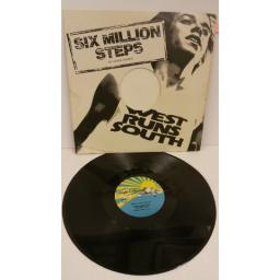 RAHNI HARRIS & F.L.O six million steps, SPL 001