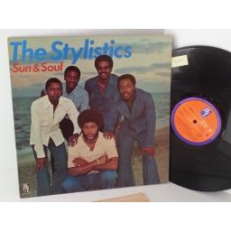 THE STYLISTICS sun and soul, 9109 014