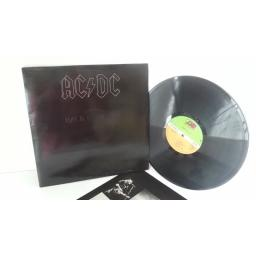 ACDC back in black, K 50735