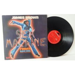 James Brown, sex machine today