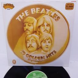 "THE BEATLES, 20 golden hits, ADEG 61, 12"" LP, compilation"