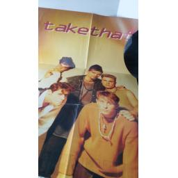 TAKE THAT could it be magic, 12 inch single, poster, 74321 123131