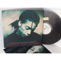 TERENCE TRENT D'ARBY introducing the hardline according to terence trent d'arby, 4509111