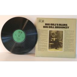 BIG BILL BROONZY, big Bill's blues. TOP COPY. VERY RARE. Mono. UK 1968. Matri...