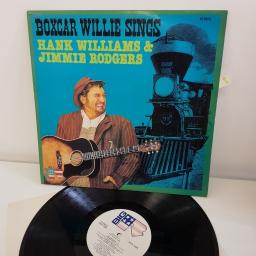 BOXCAR WILLIE SINGS BRA 1006