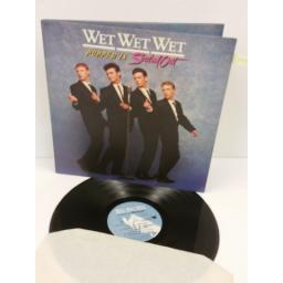 WET WET WET popped in souled out, gatefold, JWWWL 1