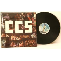 CCS, collective consciousness society. Very rare. First UK pressing 1972. Mat...
