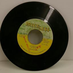 BOUNTY KILLA / SLY & ROBBIE supsense / hot wax, 7 inch single