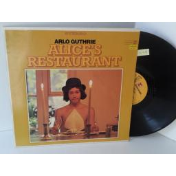 ARLO GUTHRIE alices restaurant, K 44 045