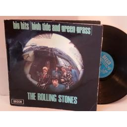 Rolling Stones BIG HITS HIGH TIDE AND GREEN GRASS, TXL. 101, gatefold.