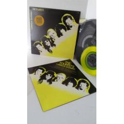 THE TOURISTS luminous basement, includes 7 inch yellow single, RCALP 5001