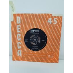 THE WHO, pinball wizard, side B dogs part two, 604027, 7'' single