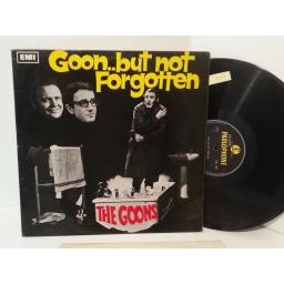 THE GOONS goon...but not forgotten, PMC 7037