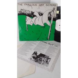 THE FABULOUS DIRT SISTERS flapping out, No. 734, lyric insert