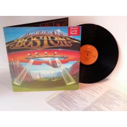 Boston DON'T LOOK BACK. First UK pressing 1978