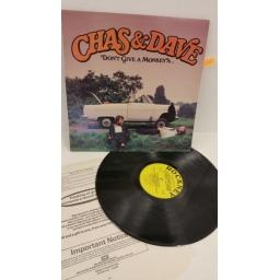 CHAS & DAVE don't give a monkey's..., EMC 3033