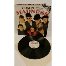 MADNESS complete madness, gatefold, HIT-TV 1